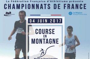 Championnat de France de course en montagne 2017