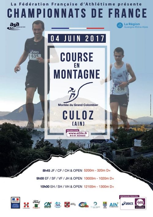 Championnat de France de course en montagne 2017 - Trails Endurance Mag