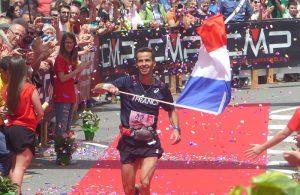 Cédric Fleureton, 3ème des Mondiaux de Trail 2017