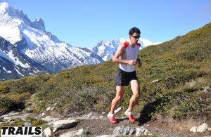 Kilian Jornet - Marathon du Mont Blanc 2017