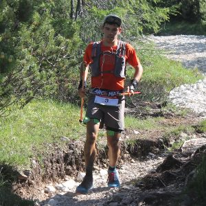 Lavaredo Ultra Trail 2017 - Alex Garin-Pau Capell