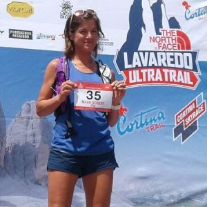 Lavaredo Ultra Trail 2017 - Maud Gobert