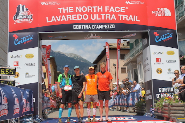 North Face Lavaredo 2017