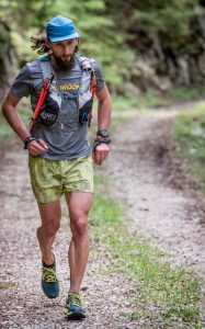 Stéphane Brogniart - traversée du Jura