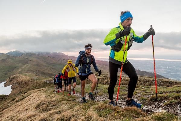 Stéphane Brogniart - traversée du Jura 2017