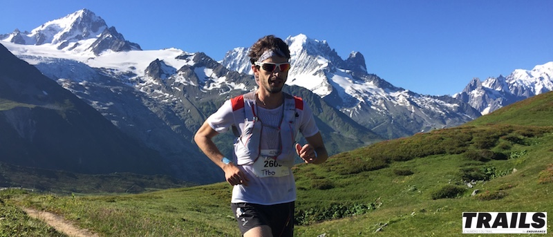 Thibaut Baronian - Marathon du Mont-Blanc