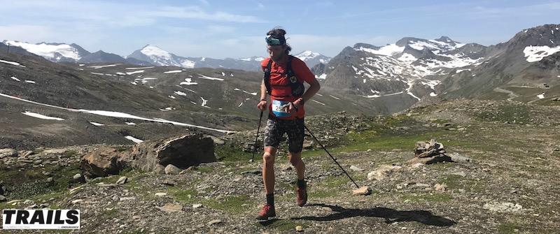 High Trail Vanoise 2017 - Andre Jonsson