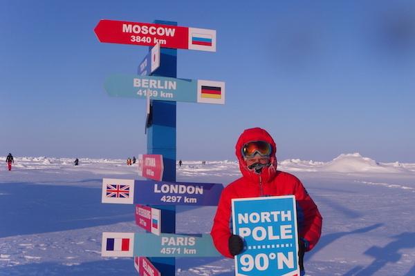 North Pole Marathon 90°N
