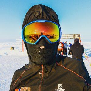 North Pole Marathon - anti froid