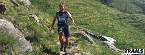 Odlo High Trail Vanoise 2017 - Dimitry Mityaev
