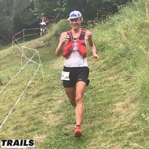 Odlo High Trail Vanoise 2017 - Mimmi Kotka