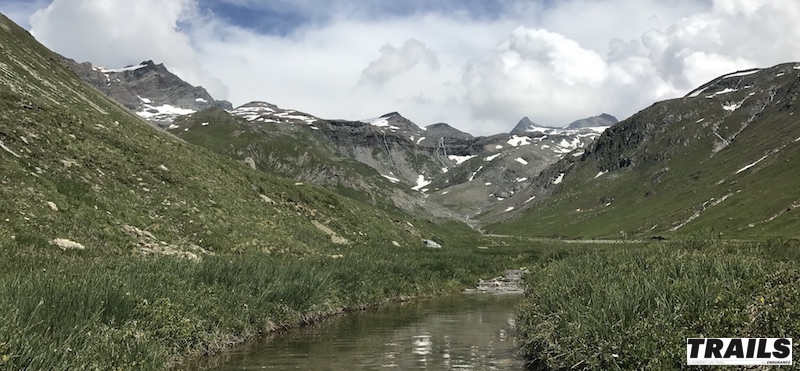 Odlo High Trail Vanoise 2017 - paysage