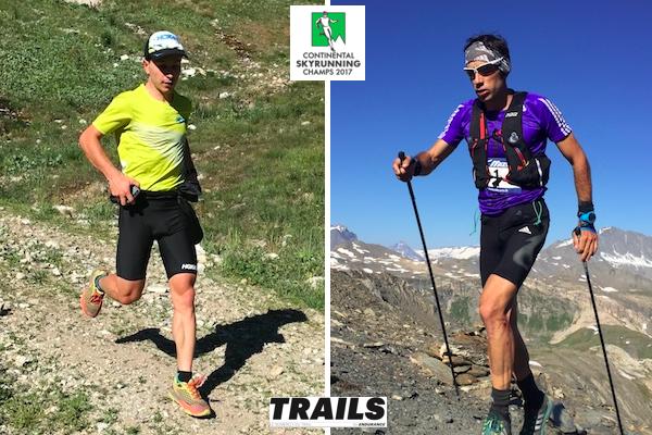 Odlo High Trail Vanoise 2017