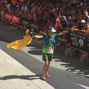 UTMB - Xavier Thévenard vainqueur des 4 courses