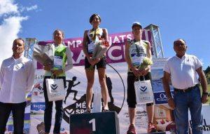 podium femmes France de KV 2017
