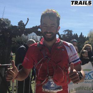Championnat de France de Trail 2017 - Sylvain Court