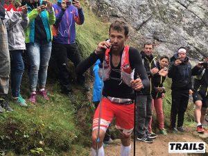 François D'Haene - UTMB 2017