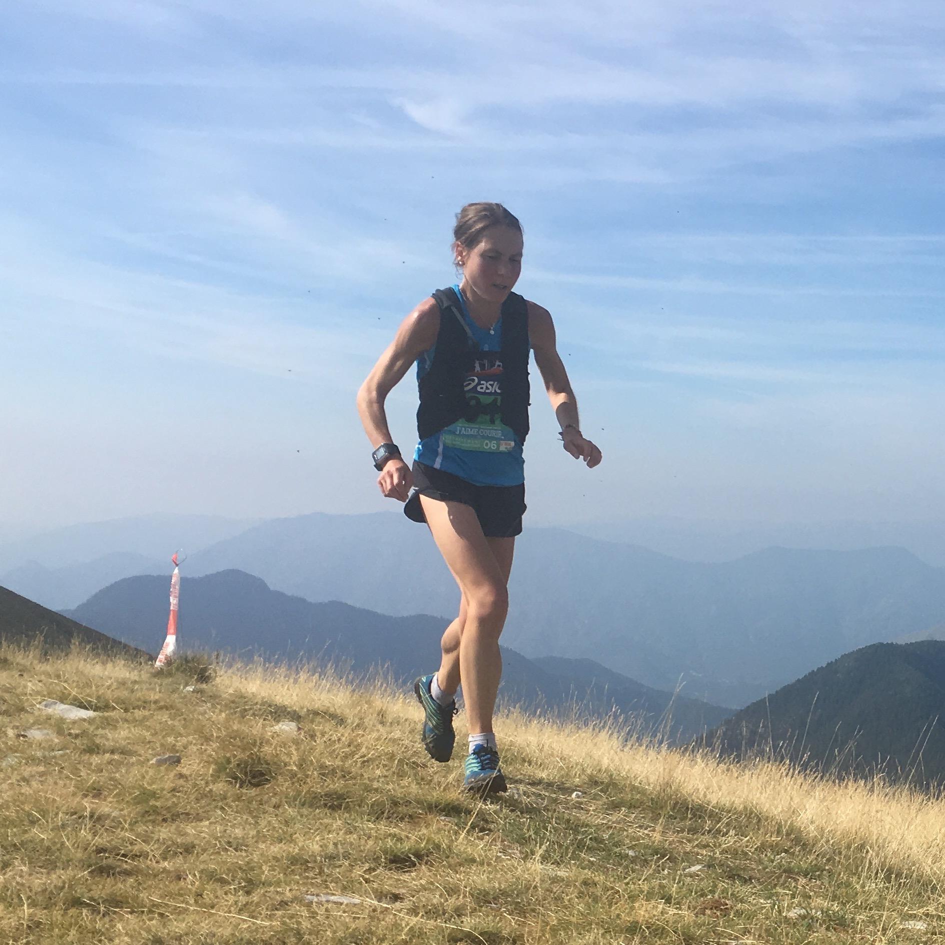 France de Trail - Celine Lafaye