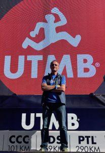 UTMB 2017 -Michel Poletti