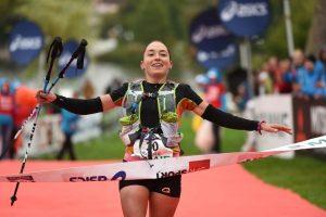 hampionnats de France de Trails 2017 - Sarah Vieuille
