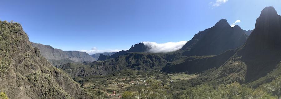 Grand raid de la Réunion 2017 - Mafate