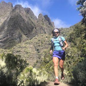 Grand raid de la Réunion 2017 - Maud Gobert
