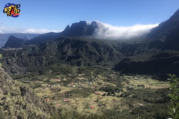 Grand raid de la Réunion 2017
