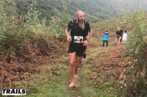 Skyrhune 2017 - Fred Bousseau - Yann Sussenbach - coureur pieds nus