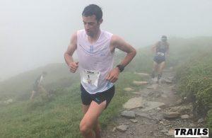 Marathon du Mont-Blanc 2017, Kilian Jornet