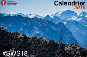 Skyrunning World Series - Calendrier 2018
