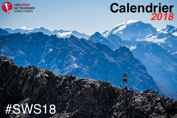 Skyrunning World Series - Calendrier 2018