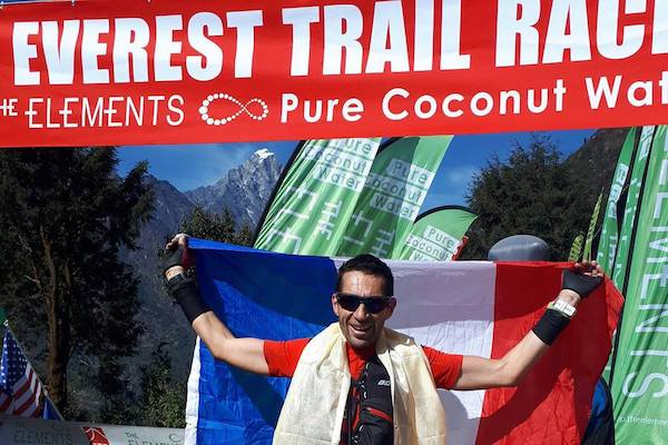 Everest Trail Race 2017 - Philippe Richet
