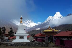 Everest Trail race 2017 - paysage 2