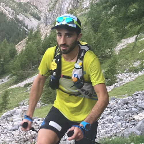 Guillaume Beauxis - 8eme High Trail Vanoise 2017-© Fred Bousseau