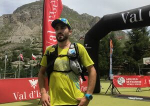 Guillaume Beauxis - High Trail Vanoise 2017-© Fred Bousseau