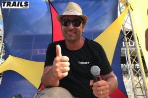 Ludovic Collet - Grand Raid reunion