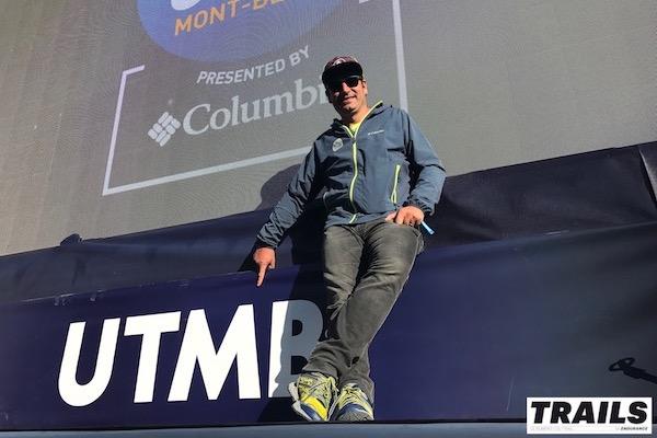 Ludovic Collet - Speaker UTMB