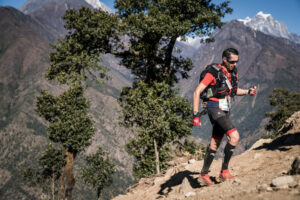 Philippe Richet - everest Trail Race 2017 - iancorless.com.