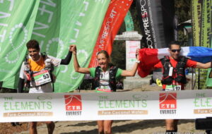 Philippe Richet - everest Trail race 2017