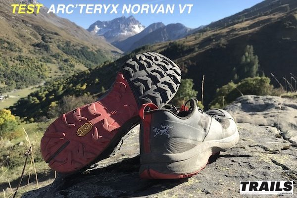 Test NORVAN VT - Arc'Téryx