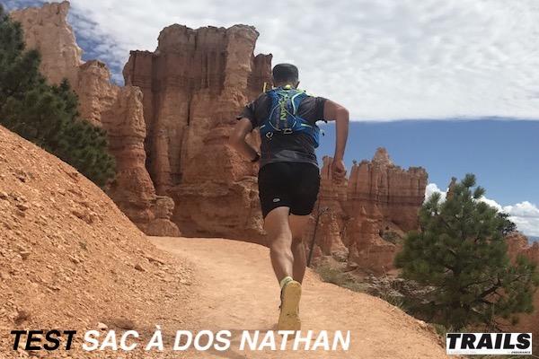 Test sac à dos NATHAN