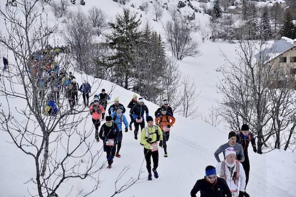 Trail Blanc de La Clarée 2018