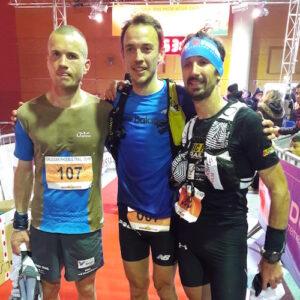 Gruissan Phoebus Trail 2018-podium hommes