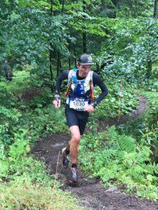 Romuald De Paepe - Championnats de France de Trail
