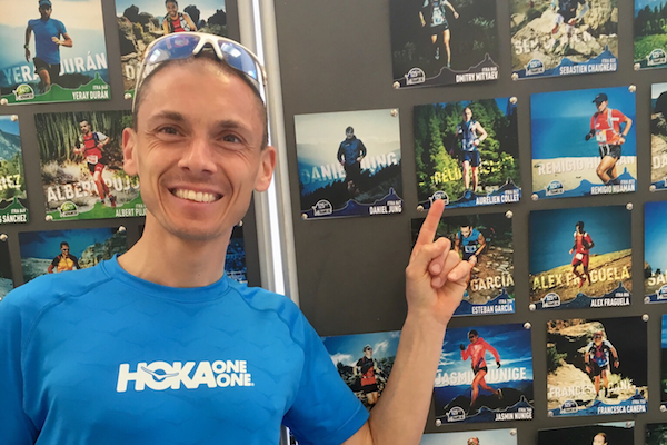 Aurelien Collet - Hoka One One
