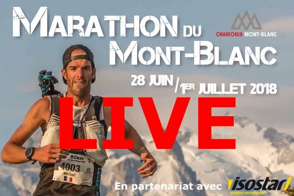 LIVE Marathon du Mont-Blanc
