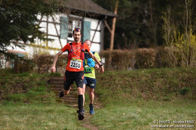Defi des Vosges 2018 - Nicolas Fried