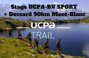 Stage UCPA-BV SPORT + DOSSARD