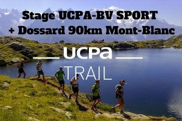 Stage UCPA-BV SPORT + DOSSARD