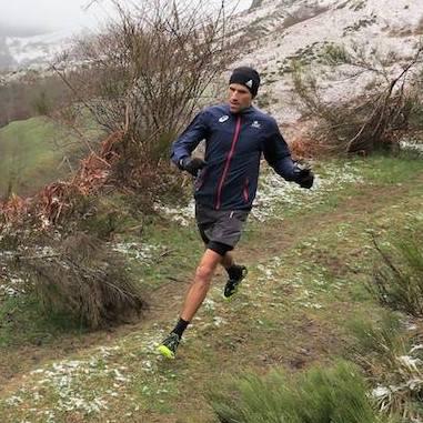 Stage equipe de France de Trail 2018-Adrien Michaud